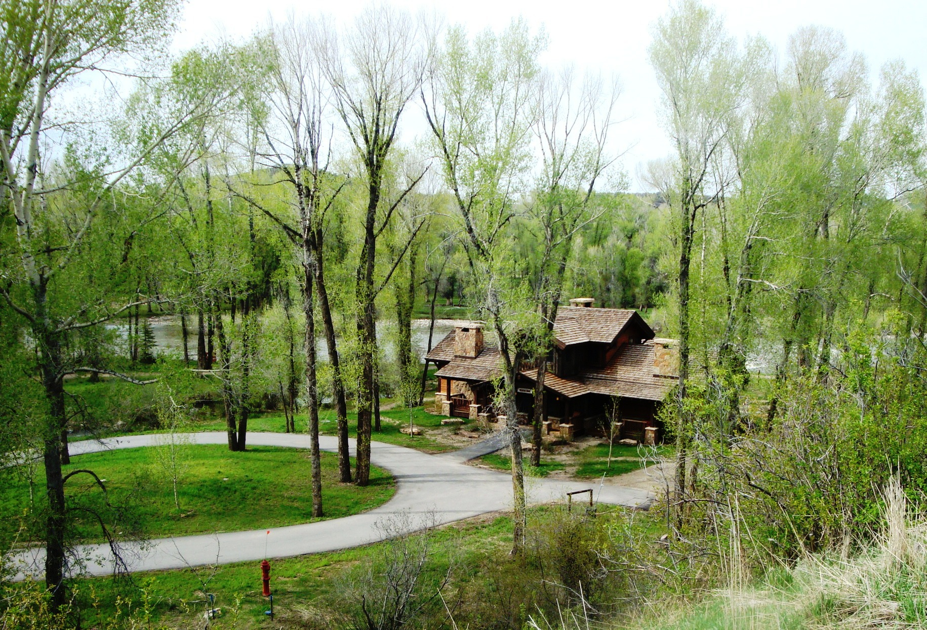 Marabou luxury ranch in steamboat springs colorado for Cabins in steamboat springs