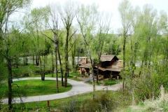 marabou-cabin