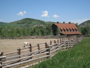 Marabou Ranch Barn