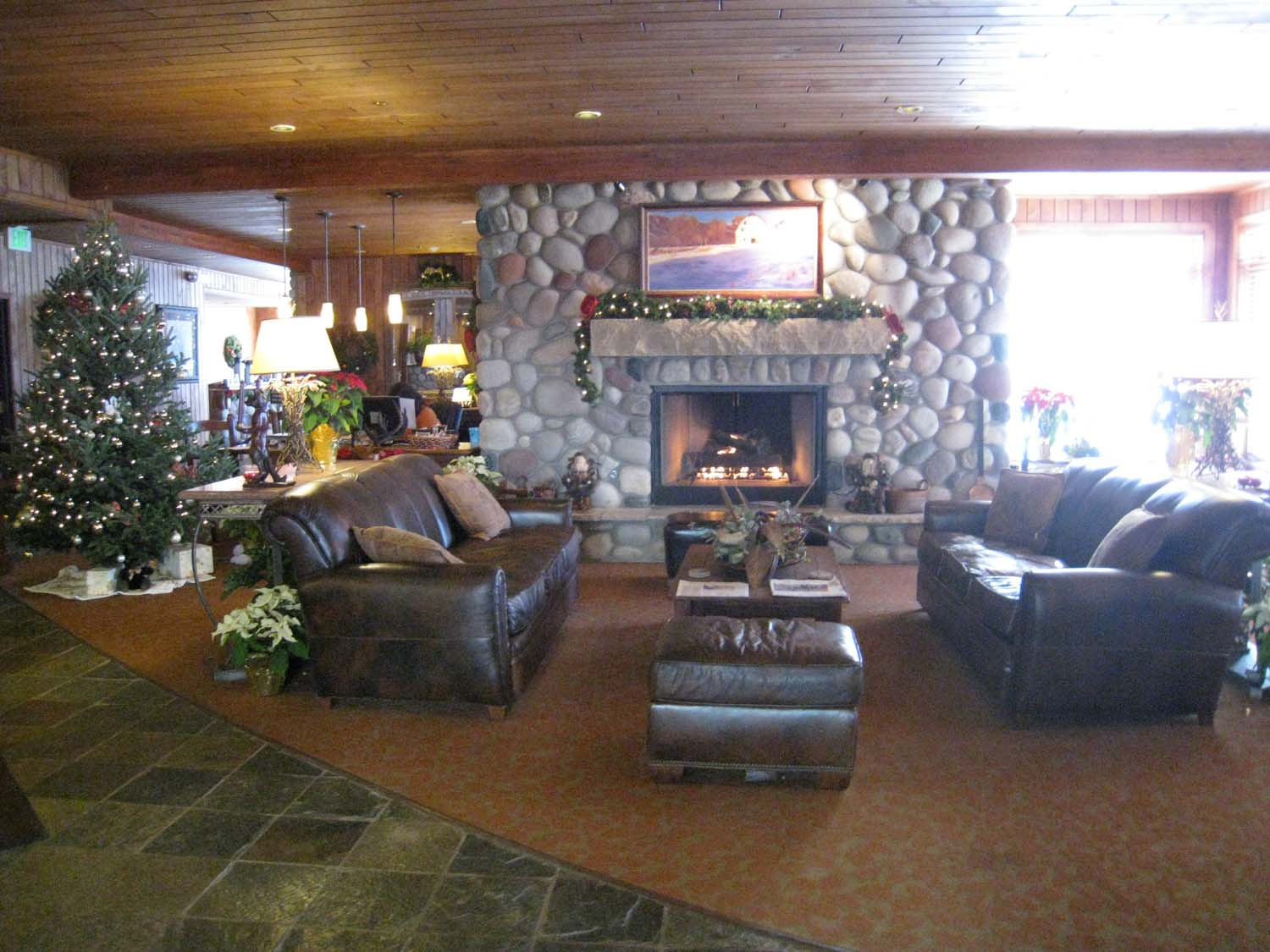 Steamboat Springs Luxury Homes Christie Club Lobby At