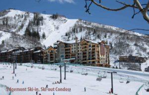 Edgemont slopeside condos
