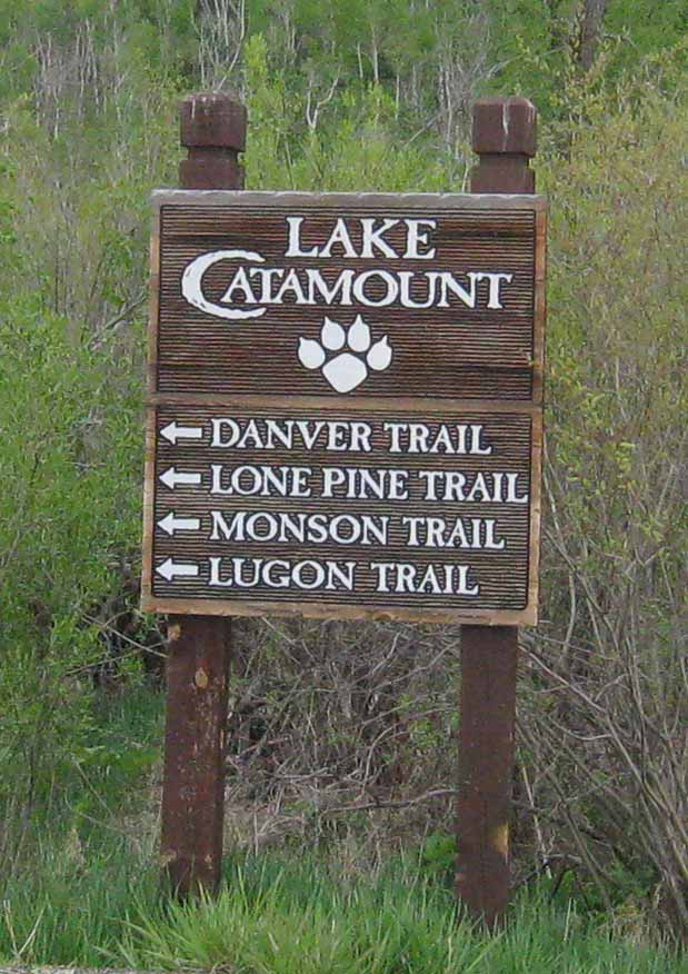 Trails at Lake Catamount