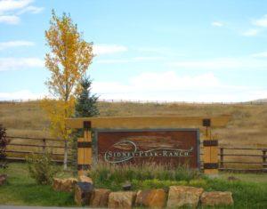 Sidney Peak Ranch In Steamboat Springs Co Steamboat