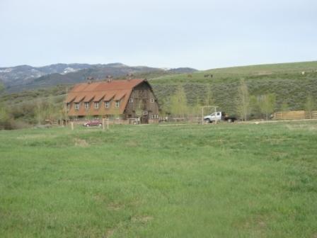 Marabou Barn