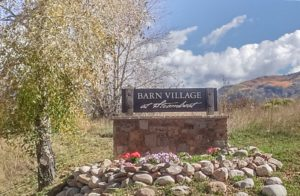 Barn Village in Steamboat Springs