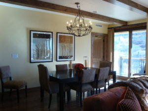 Edgemont condos in Steamboat