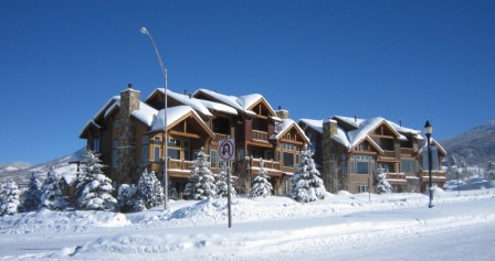 The Porches Luxury Residences In Steamboat Springs