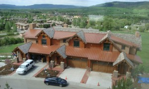 Chadwick Townhomes in Steamboat Springs