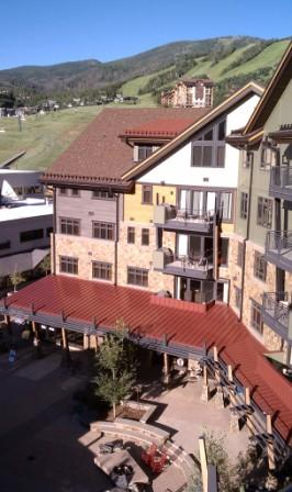 One Steamboat Place luxury ski in, ski out condos