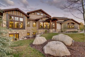 Steamboat luxury home